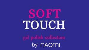 Гель-лаки Naomi Soft Touch