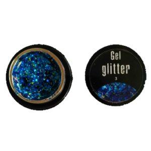 Gel glitter 3