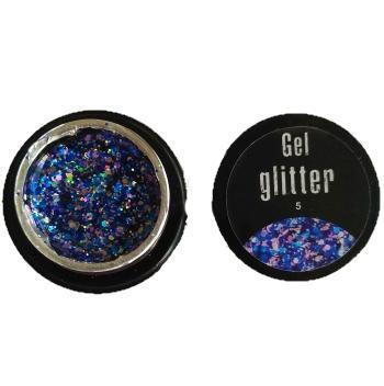 Gel glitter 5