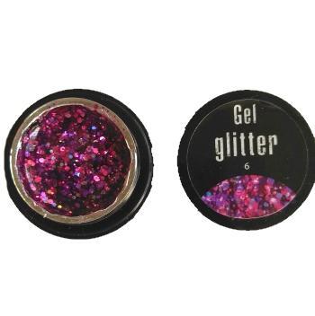 Gel glitter 6