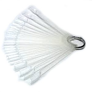 Палитра веер прозрачная