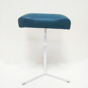 chair for pedicure turquoise