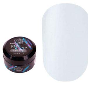 Komilfo Gel Premium Clear Violet, 15 г