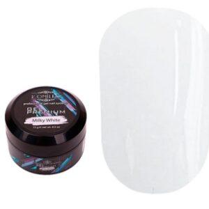 Komilfo Gel Premium Milky White, 15 г