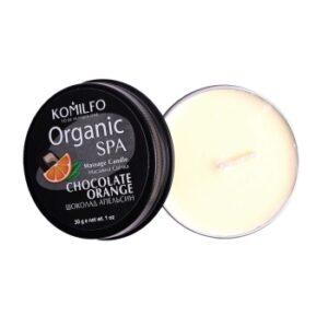 Massage Candle – Chocolate Orange